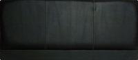 Designer Saturn Faux Leather 3ft Headboard