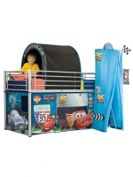 Disney Cars 2 Mid-Sleeper Cabin Bed Tent Pack  sc 1 st  Sleep Right Beds & Compare Disney Cars 2 Mid-Sleeper Cabin Bed Tent Pack Prices